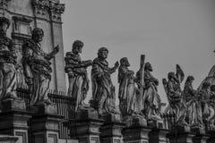 Pomnikowa rzeźba Obraz Royalty Free