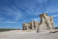 Pomnikowe skały Fotografia Royalty Free