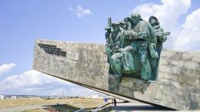 pomnikowi żołnierze Obrazy Stock