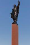 pomnikowi żołnierze sowieccy Zdjęcia Stock