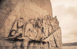 pomnikowi odkrycie Obraz Royalty Free