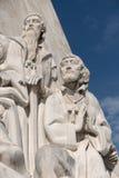 pomnikowi odkrycie Obrazy Royalty Free