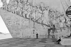 pomnikowi odkrycie Zdjęcia Royalty Free