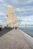 pomnikowi odkrycie Fotografia Royalty Free