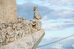 pomnikowi odkrycie Zdjęcie Royalty Free