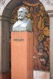 Pomnikowy artysta Kuindzhi AI Zdjęcie Stock