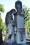 Pomnikowy cmentarz Obrazy Stock