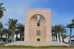 Pomnikowy De Los angeles solidarité nationale Zdjęcia Stock