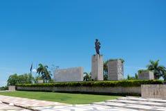 Pomnikowy Ernesto Che Guevara, Santa Clara, Kuba obrazy royalty free