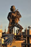 Pomnikowy Ernesto che Guevara w losie angeles Paz zdjęcie royalty free