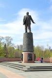 Pomnikowy projektant Sergei Korolyov w Moskwa Fotografia Royalty Free