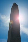 pomnikowy Washington obraz royalty free