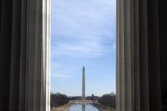 pomnikowy Washington Obraz Stock