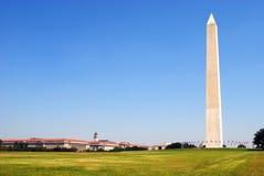 pomnikowy Washington Zdjęcia Stock