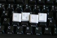 pomocy 2 klucza Fotografia Stock