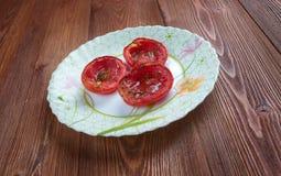 Pomodori al forno Stock Photos