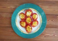 Pomodori al forno Royalty Free Stock Photos