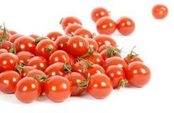 Pomodori dell'uva Fotografia Stock Libera da Diritti