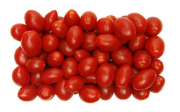 Pomodori dell'uva Immagine Stock Libera da Diritti