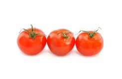 Pomodori di ciliegia Immagine Stock Libera da Diritti