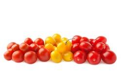 Pomodori di Herry. Fotografia Stock