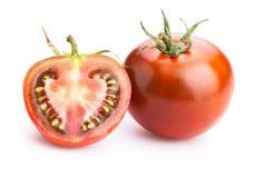 pomodori neri Immagini Stock