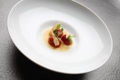 Pomodori secchi dell'alimento gastronomico immagine stock libera da diritti