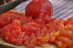 Pomodoro Fotografie Stock