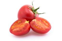 Pomodoro ciliegia Immagini Stock