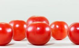 Pomodoro ciliegia fresco Immagini Stock Libere da Diritti
