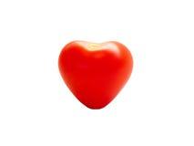 Pomodoro del cuore Fotografia Stock