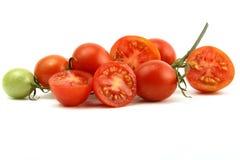 Pomodoro di ciliegia Immagine Stock