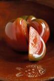 Pomodoro di Coeur de boeuf Immagini Stock Libere da Diritti