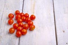 Pomodoro dolce fresco Fotografia Stock Libera da Diritti