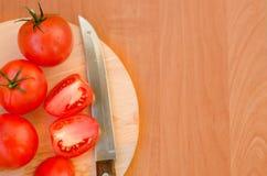Pomodoro fresco immagini stock libere da diritti