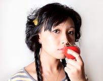 Pomodoro rosso Immagine Stock