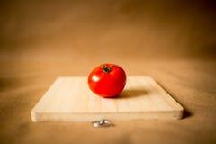 Pomodoro rosso Immagini Stock