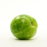 Pomodoro verde a strisce Immagini Stock Libere da Diritti