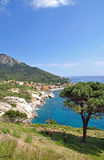 Pomonte,Elba Island,Italy Stock Photos