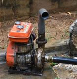 Pompa ad acqua immagine stock libera da diritti