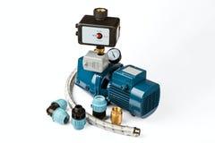Pompa ad acqua fotografia stock