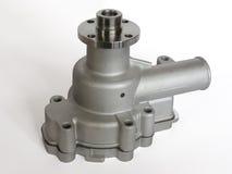 Pompa ad acqua automobilistica Fotografia Stock