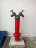 Pompa antincendio Fotografia Stock Libera da Diritti