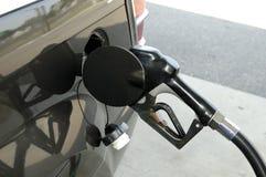 pompa benzynowa Zdjęcie Stock