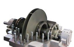 Pompa centrifuga Fotografia Stock