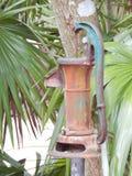 Pompa del lanciatore fotografia stock