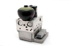 Pompa dell'automobile Fotografia Stock