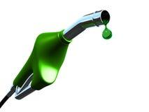Pompa della benzina Fotografia Stock