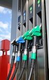 Pompa della benzina Fotografia Stock Libera da Diritti