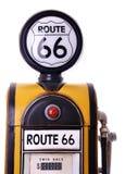 Pompa della benzina antica Fotografie Stock Libere da Diritti